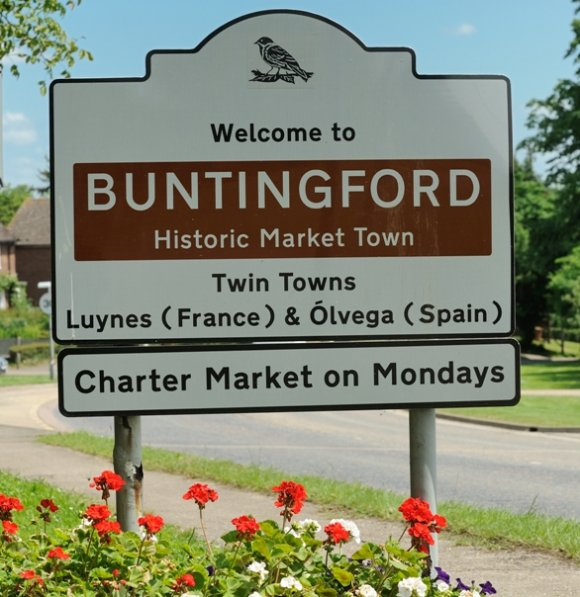 Welcome to Buntingford