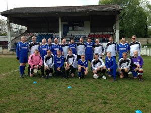 Buntingford Walking Football Team Off To A Flying Start