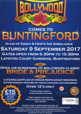 Bollywood Comes To Buntingford
